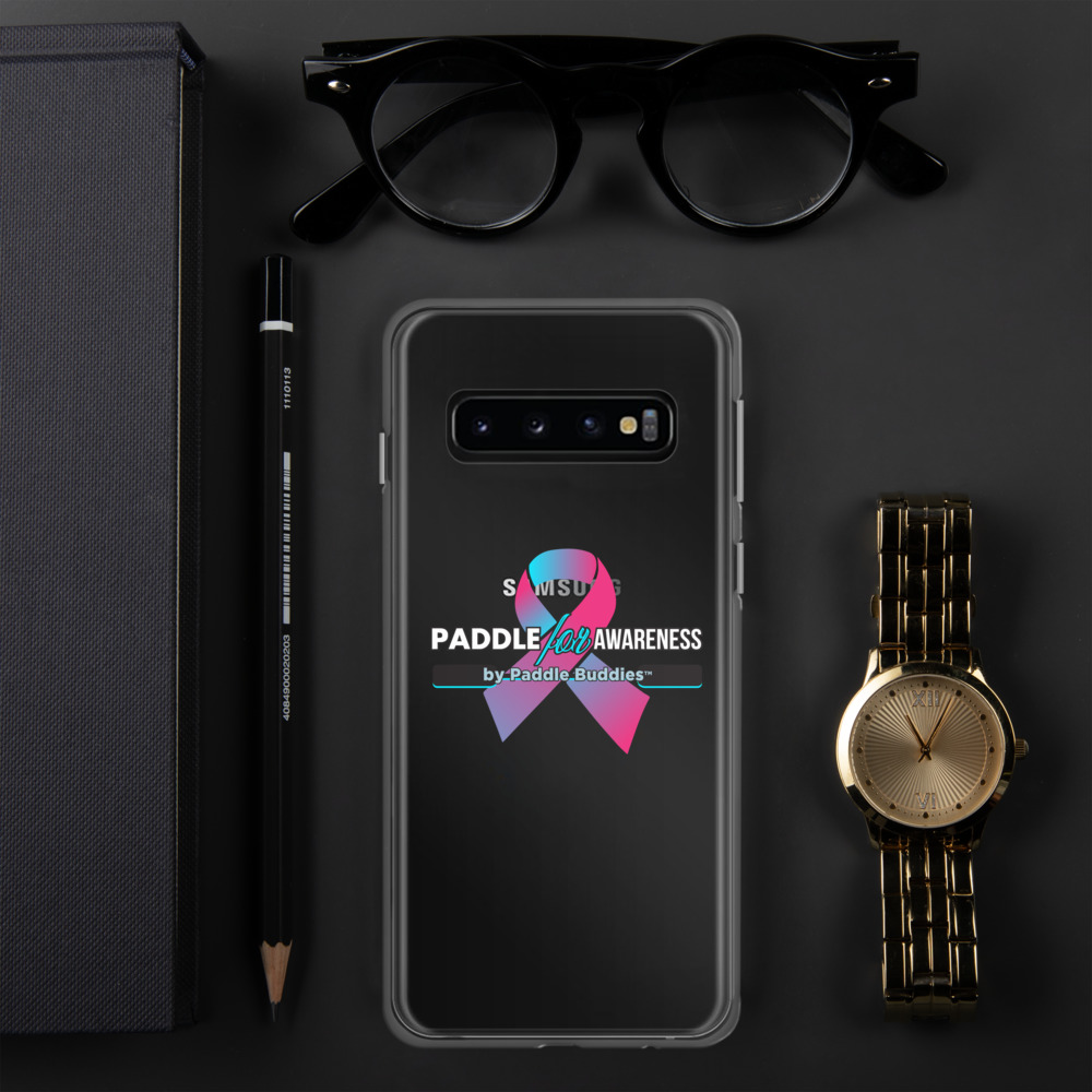 Paddle For Awareness Samsung Case